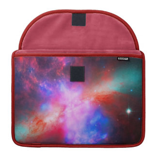 The Active Cigar Galaxy - Messier 82 Sleeve For MacBook Pro