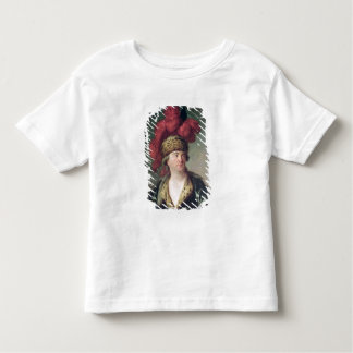 The Actor Lekain in the Role of Genghis Khan Toddler T-Shirt