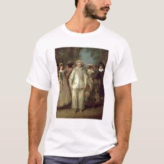 The Actors of the Commedia dell'Arte T-Shirt
