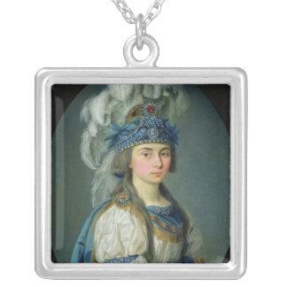 The actress and singer Praskovya Zhemchugova Custom Necklace