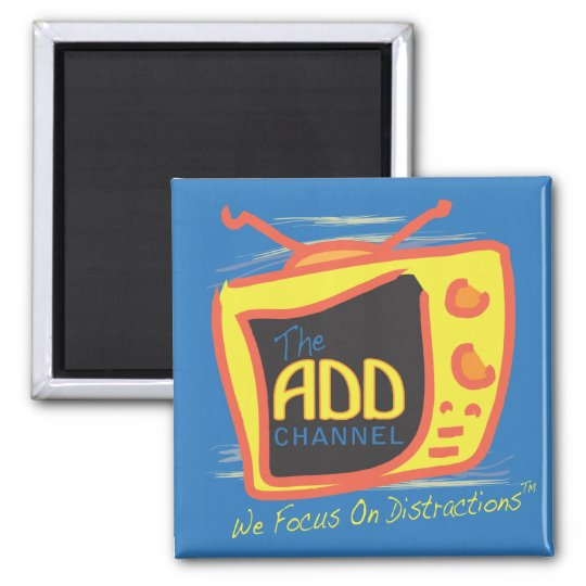 The ADD Channel Magnet