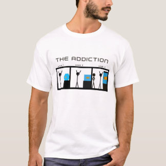 the addiction of aquariums T-Shirt