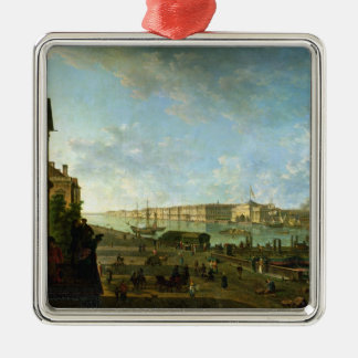 The Admiralty and the Winter Palace Christmas Ornament