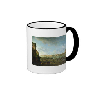 The Admiralty and the Winter Palace Ringer Mug