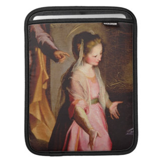 The Adoration of the Child, 1597 iPad Sleeve
