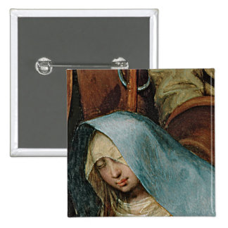 The Adoration of the Kings, 1564 2 15 Cm Square Badge