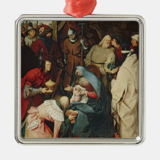 The Adoration of the Kings, 1564 Christmas Ornament