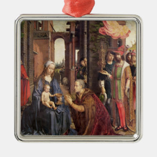 The Adoration of the Kings Christmas Ornament