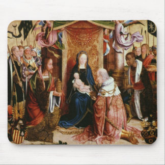 The Adoration of the Kings Mouse Mat