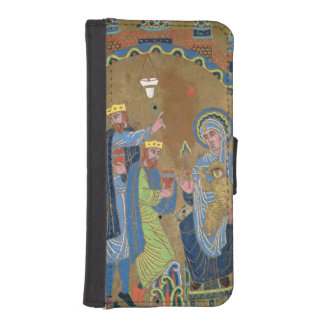 The Adoration of the Magi, c.1189 iPhone SE/5/5s Wallet Case