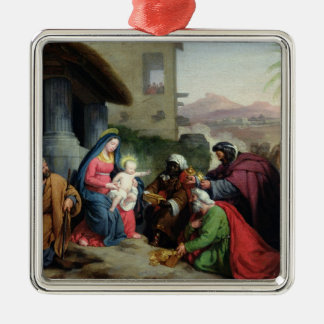 The Adoration of the Magi, c.1833-36 Christmas Ornament