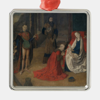 The Adoration of the Magi Christmas Ornament