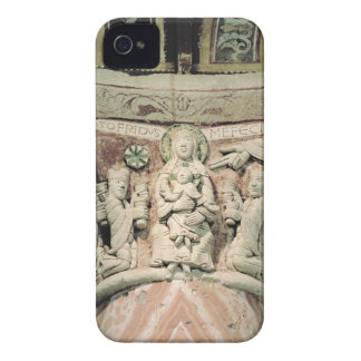 The Adoration of the Magi, column capital (stone) iPhone 4 Case-Mate Case