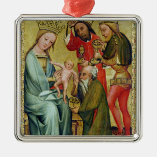 The Adoration of the Magi from Christmas Ornament
