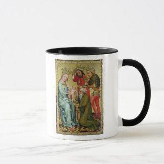 The Adoration of the Magi from Mug