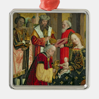 The Adoration of the Magi, from the Dome Altar Christmas Ornament