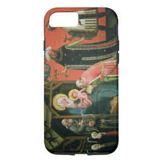 The Adoration of the Magi (oil on panel) iPhone 8/7 Case