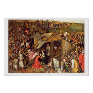 The Adoration of the Magi Print