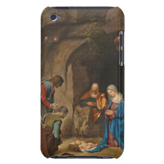 The Adoration of the Shepherds, 1505-10 Barely There iPod Covers