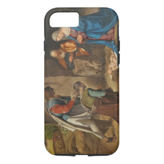 The Adoration of the Shepherds, 1505-10 iPhone 8/7 Case