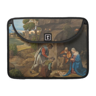 The Adoration of the Shepherds, 1505-10 Sleeve For MacBooks