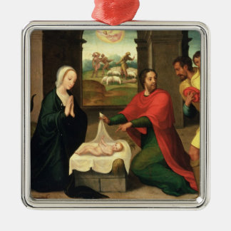 The Adoration of the Shepherds, 1550-60 Christmas Ornaments