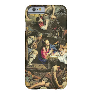 The Adoration of the Shepherds, 1612 (oil on canva Barely There iPhone 6 Case