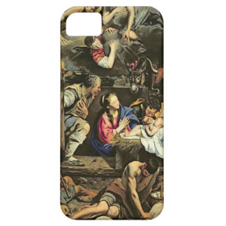 The Adoration of the Shepherds, 1612 (oil on canva iPhone 5 Covers