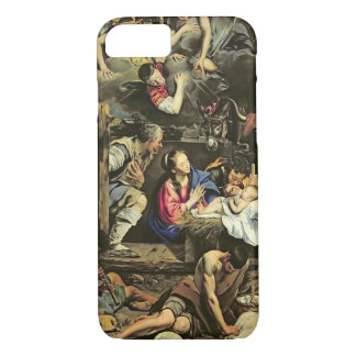 The Adoration of the Shepherds, 1612 (oil on canva iPhone 8/7 Case