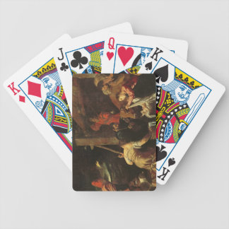 The Adoration of the Shepherds 2 Bicycle Playing Cards