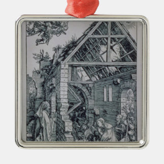 The Adoration of the Shepherds Christmas Ornament