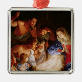 The Adoration of the Shepherds Ornaments