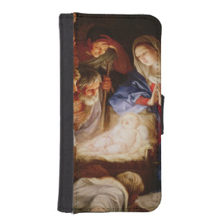 The Adoration of the Shepherds iPhone SE/5/5s Wallet Case
