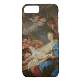 The Adoration of the Shepherds (oil on canvas) 2 iPhone 8/7 Case