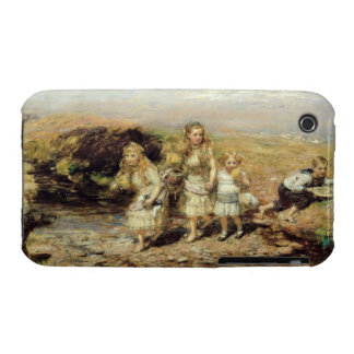 The Adventure, 1883 (oil on canvas) iPhone 3 Cover