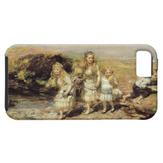 The Adventure, 1883 (oil on canvas) iPhone 5 Case