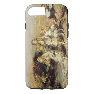 The Adventure, 1883 (oil on canvas) iPhone 8/7 Case
