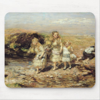 The Adventure, 1883 (oil on canvas) Mouse Mat