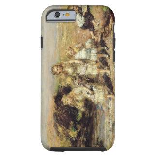 The Adventure, 1883 (oil on canvas) Tough iPhone 6 Case