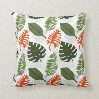 The Adventure in the Tropical Jungle Cushion