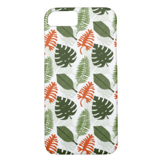 The Adventure in the Tropical Jungle iPhone 7 Case