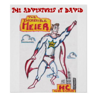 The Adventures of David Posters