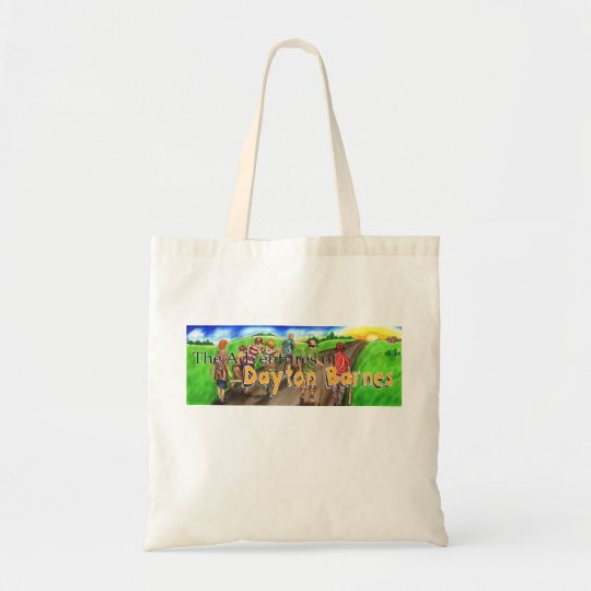 The Adventures of Dayton Barnes - Tote Bag