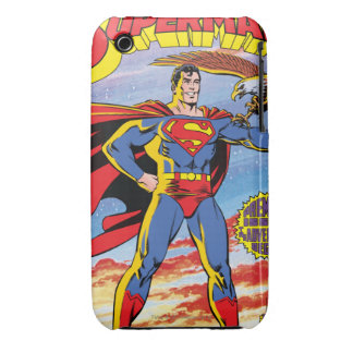 The Adventures of Superman #424 iPhone 3 Case-Mate Cases