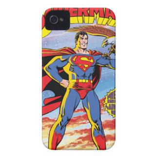 The Adventures of Superman #424 Case-Mate iPhone 4 Cases