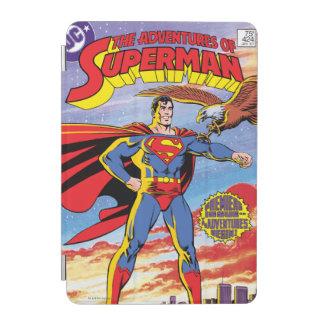 The Adventures of Superman #424 iPad Mini Cover