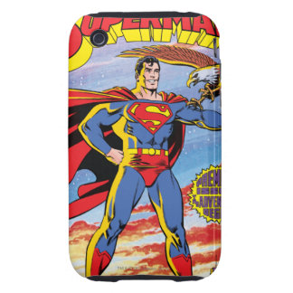 The Adventures of Superman #424 iPhone 3 Tough Cover