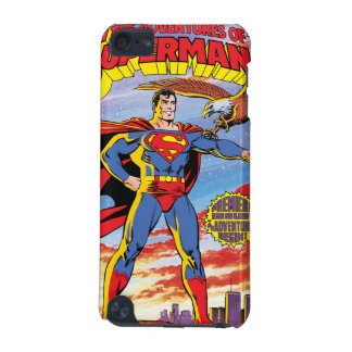 The Adventures of Superman #424 iPod Touch (5th Generation) Cases