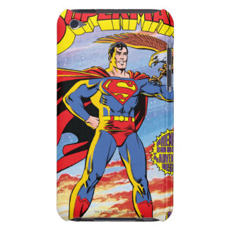 The Adventures of Superman #424 iPod Touch Cases