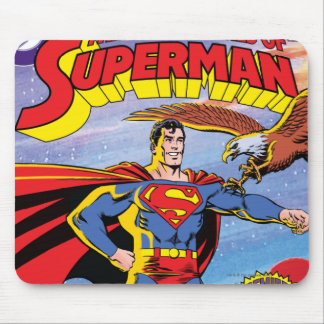 The Adventures of Superman #424 Mouse Mat